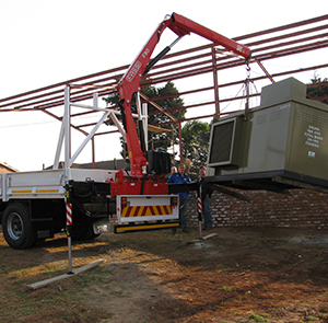 Crane Trucks in South Africa