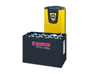 Hawker waterless forklift battery